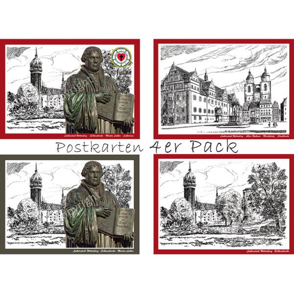 Postkarten & Magnete